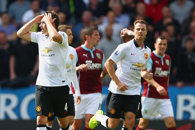 Burnley vs. Manchester United: Winners and Losers from Premier League Clash