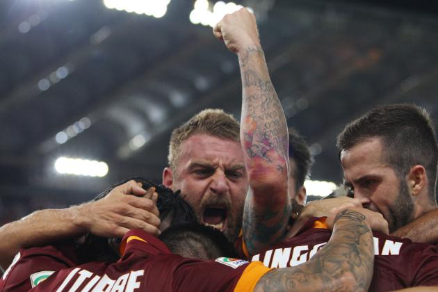 AS Roma vs. Fiorentina: Winners and Losers from Serie A Clash