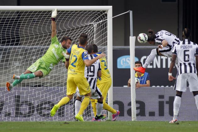 Chievo vs. Juventus: Winners and Losers from Serie A Clash