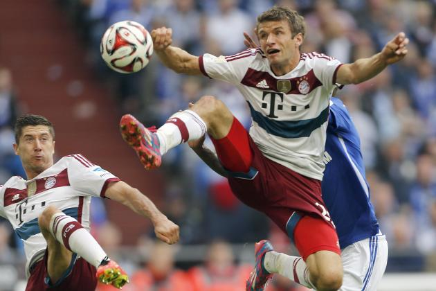 Schalke vs. Bayern Munich: Winners and Losers from Bundesliga Game