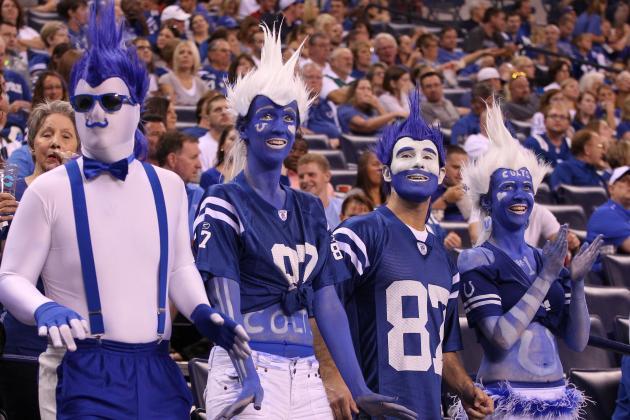 Colts 2014 Virtual Program: Depth Chart Analysis, X-Factors and More