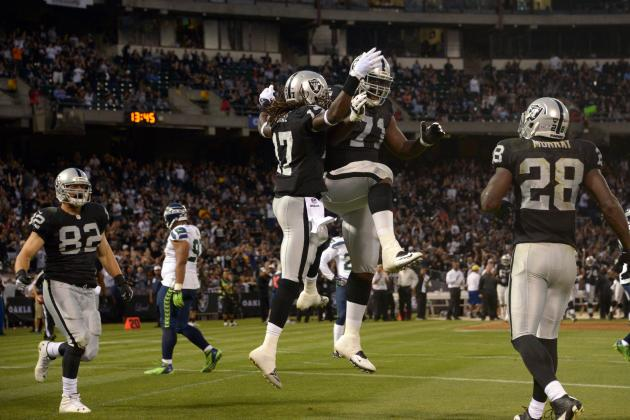 Oakland Raiders 2014 Virtual Program: Depth Chart Analysis, X-Factors and More