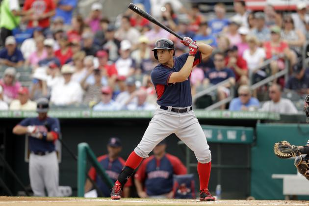 Stock Up, Stock Down for Boston Red Sox's Top 10 Prospects After Week 21