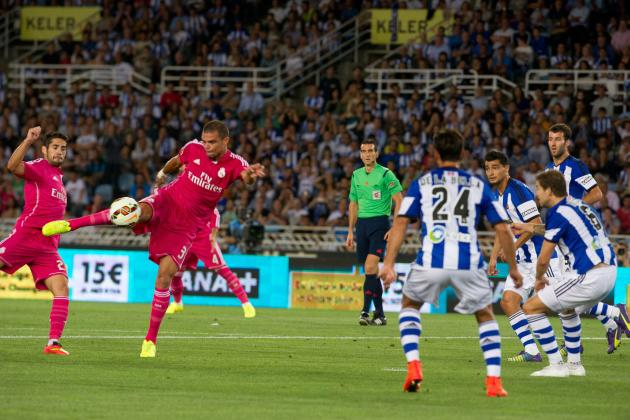 Real Sociedad vs. Real Madrid: Winners and Losers from La Liga Clash