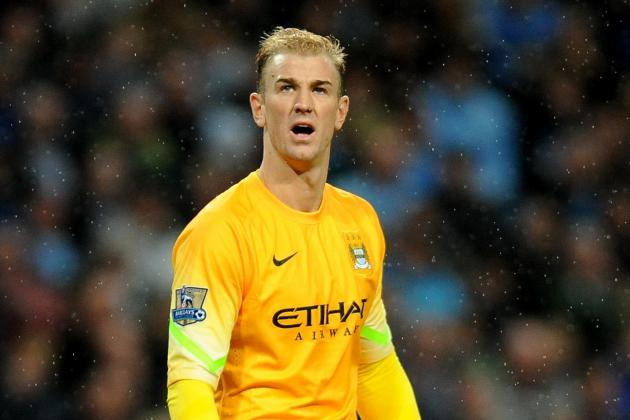 5 Biggest Blunders in World Football This Weekend with Hart, Ruffier, Artur