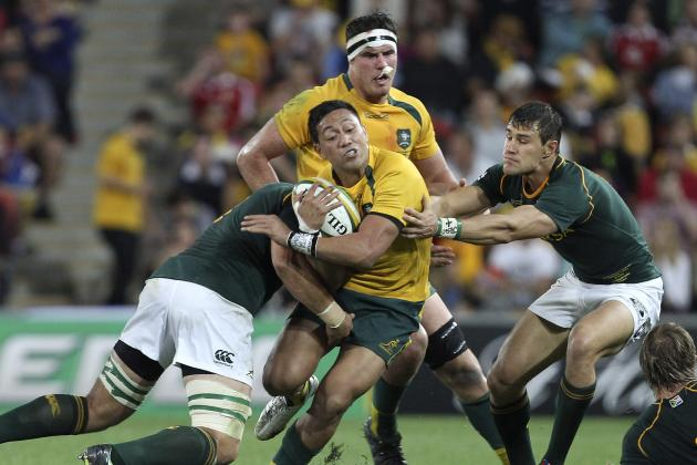 Australia v South Africa: 5 Key Battles That Will Shape Rugby Championship Clash