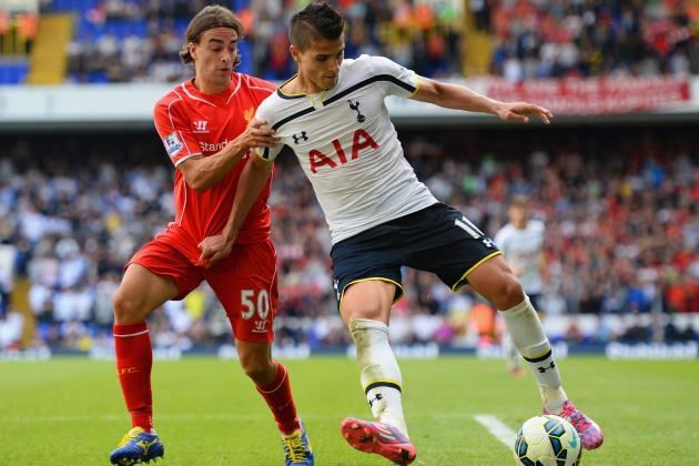 Tottenham Hotspur vs. Liverpool: Winners and Losers from Premier League Clash