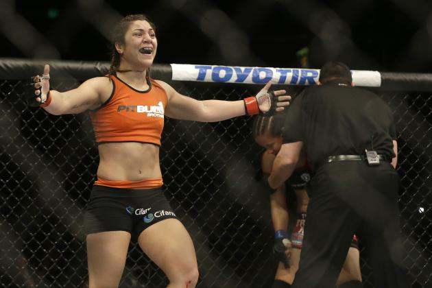 UFC 177 Results: 3 Fights for Bethe Correia to Take Next