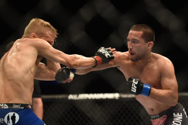 UFC 177 Results: 3 Fights for Joe Soto to Take Next