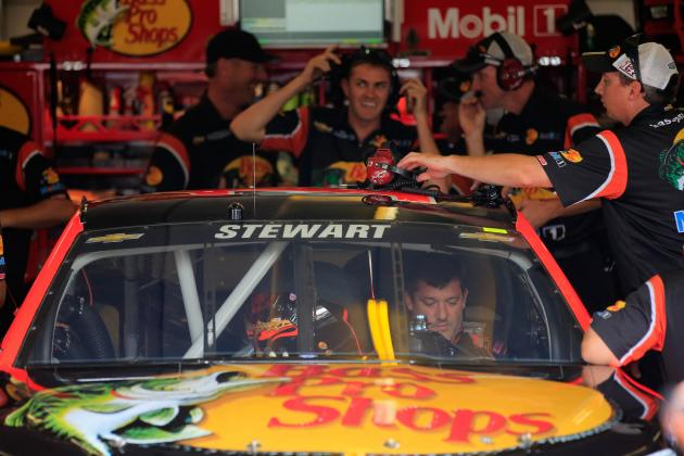 2014 Stock Watch for Drivers in the NASCAR Sprint Cup Series: Week 26 Edition