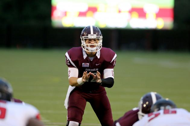 Fordham Football: 5 Things We Learned About the Rams in Week 1