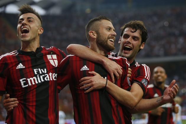 AC Milan vs. Lazio: Winners from Serie A Clash