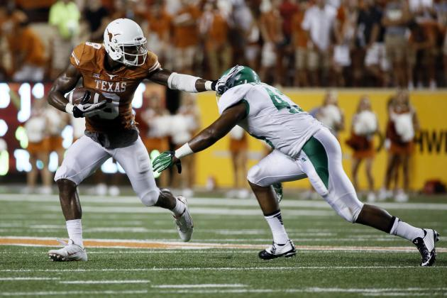 Texas Football: Report Card Grades for Every New Texas Starter