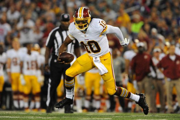 Washington Redskins 2014 Virtual Program: Depth-Chart Analysis and More