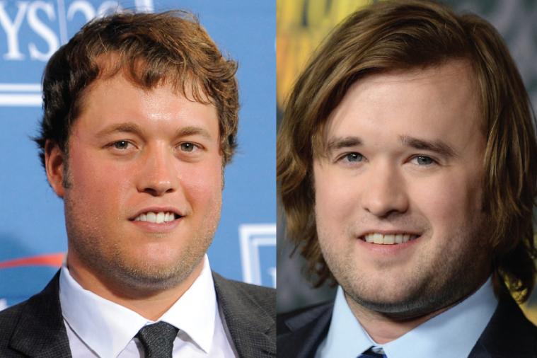 2014 NFL Doppelgangers