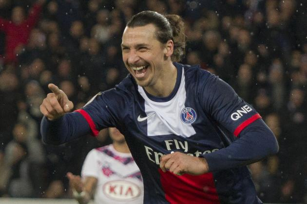 Paris Saint-Germain vs. Saint-Etienne: Winners and Losers from Ligue 1 Clash