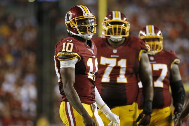 Grading Washington Redskins' Final 53-Man Roster