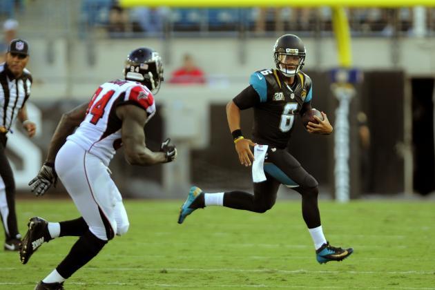 Grading the Jacksonville Jaguars' Final 53-Man Roster