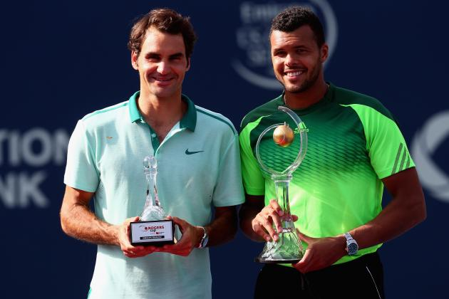 US Open 2014: Odds for Top Contenders at the Start of Week 2
