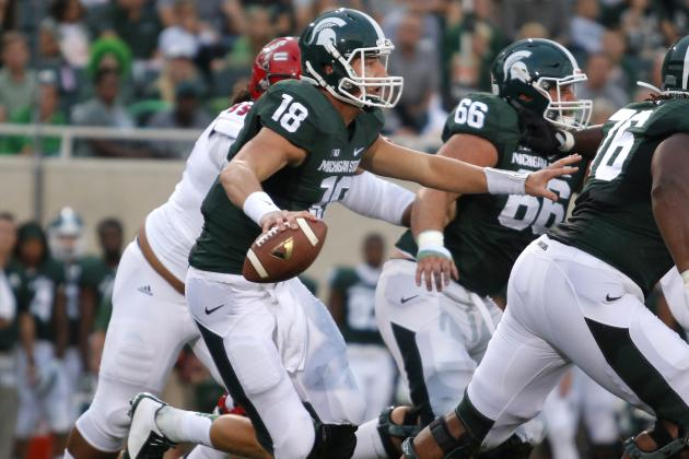 Big Ten Football: Ranking the 10 Best Playmakers from Week 1