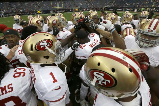 Biggest Surprises and Snubs from the San Francisco 49ers' Roster Cuts