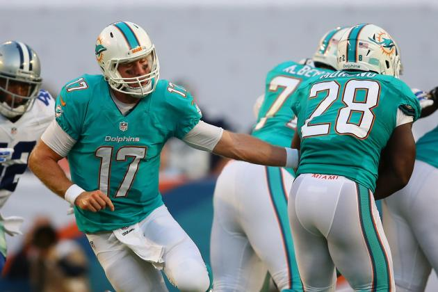 Grading Miami Dolphins' Final 53-Man Roster