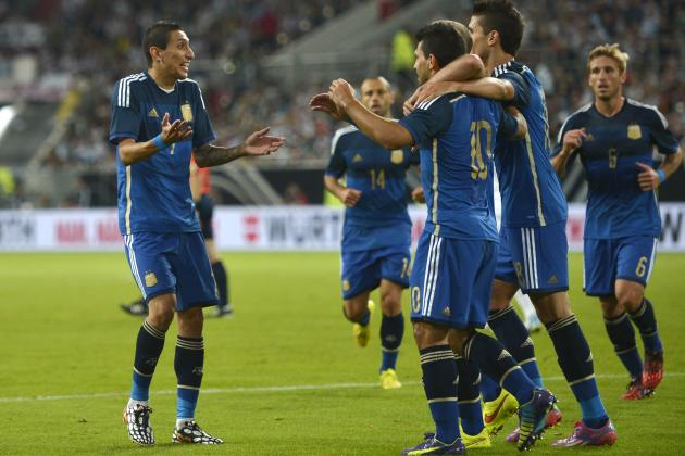 Germany vs. Argentina: Winners and Losers from International Friendly