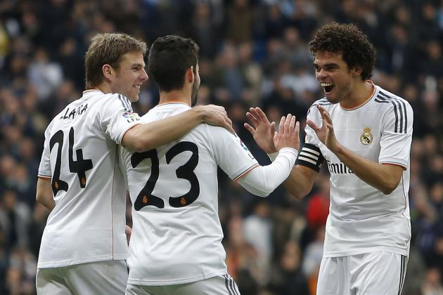 5 Real Madrid Players with a Point to Prove in the 2014/15 Season