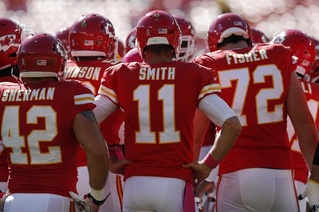 Kansas City Chiefs 2014 Virtual Program: Depth Chart Analysis, X-Factors & More