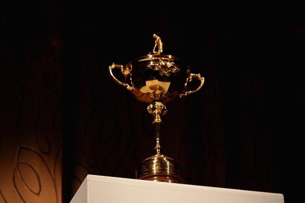 2014 Ryder Cup: Breaking Down the Team USA Roster