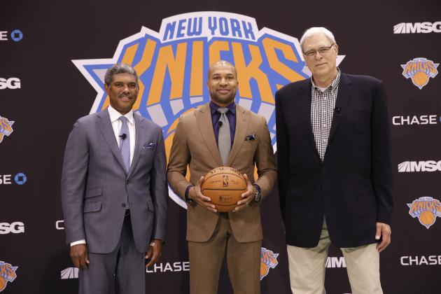 5 Things NY Knicks Must Figure out Before Start of 2014-15 Season