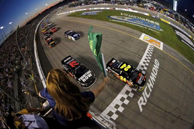 Fantasy NASCAR at Richmond 2014: Picks, Top Drivers for Federated Auto Parts 400