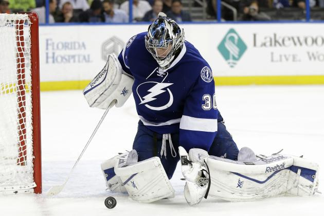 Ranking the 5 Most Important Players on the Tampa Bay Lightning Roster