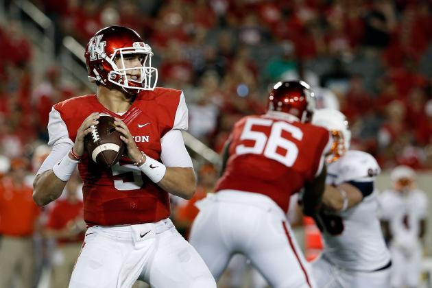 How Houston Cougars Can Salvage 2014 Season After Abysmal Loss to UTSA