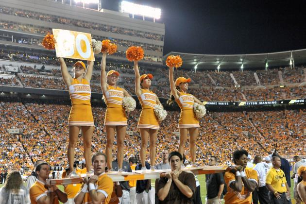 Tennessee Football: Report Card Grades for Every New Starter