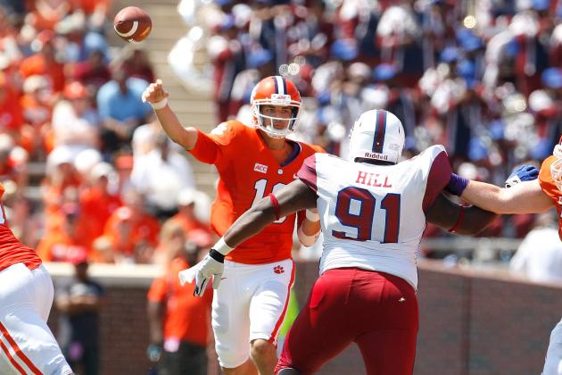 South Carolina State vs. Clemson Complete Game Preview