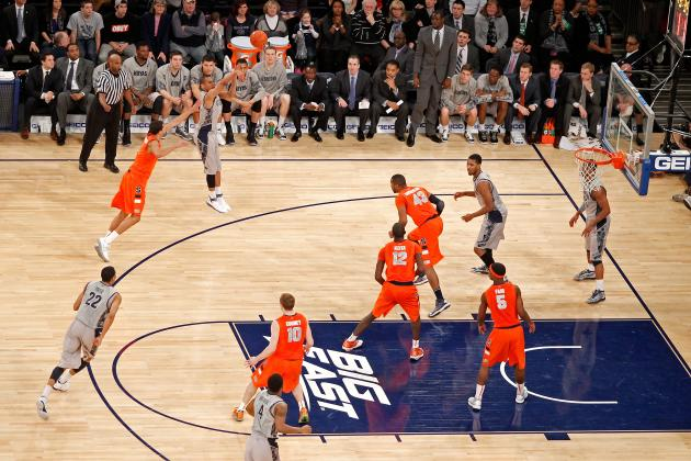Ranking the Biggest Changes in College Basketball Over the Past Decade