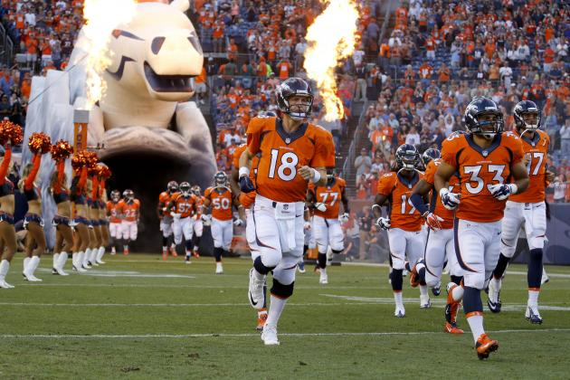 Grading the Denver Broncos' Final 53-Man Roster