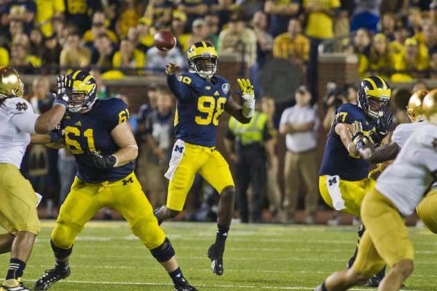 Michigan Wolverines vs. Notre Dame Fighting Irish Complete Game Preview