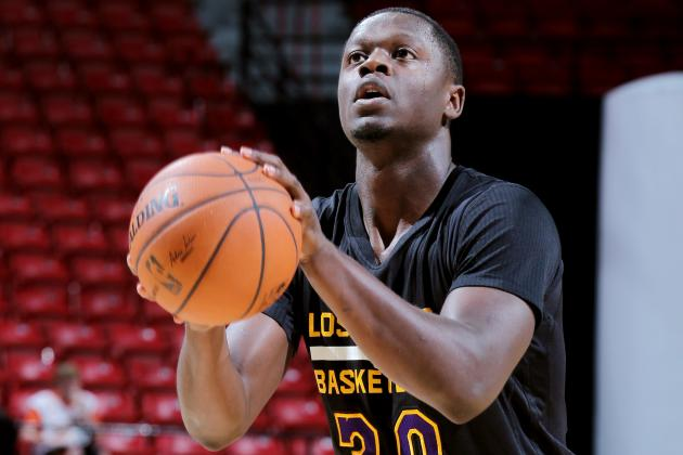Blueprint for Julius Randle to Earn Starting Role with Los Angeles Lakers