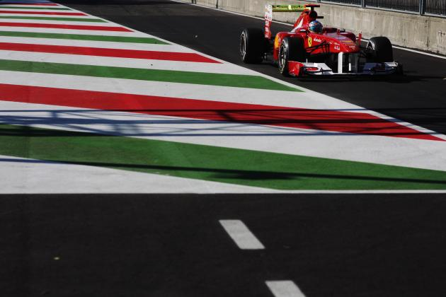 Italian Grand Prix 2014: 10 Key Facts About Monza