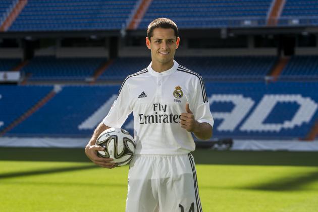 Grading Real Madrid's Transfer Window Signings