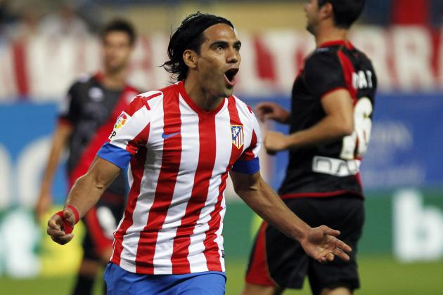 Ranking Radamel Falcao's Top 10 Goals of His Career to Date