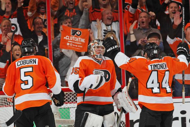 Top 5 Must-See Games on the Philadelphia Flyers' 2014-15 Schedule