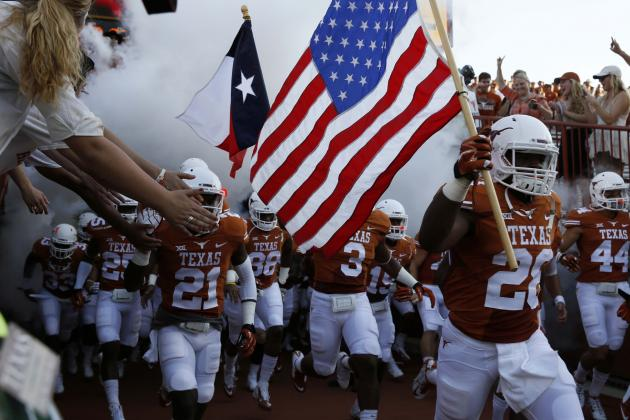Texas vs. BYU Complete Game Preview