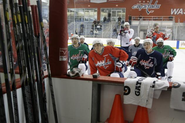 Top 5 Washington Capitals Training Camp Battles to Watch in 2014