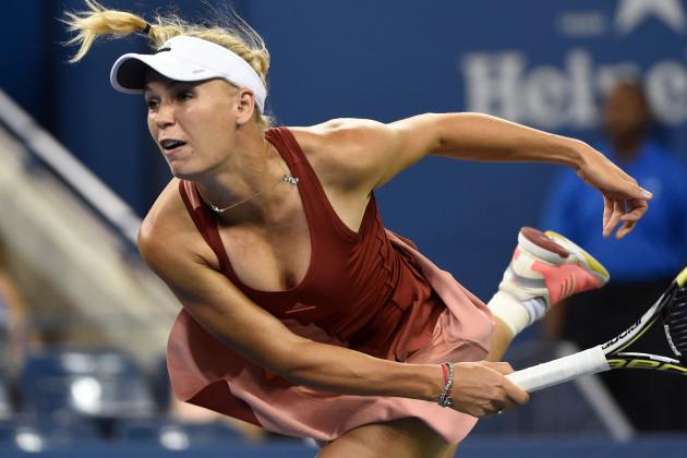 US Open 2014 Women's Semifinals: Peng vs. Wozniacki Preview and Prediction