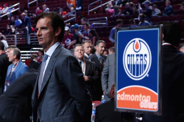 The Top 5 Edmonton Oilers Training Camp Battles to Watch in 2014