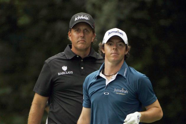 2014 Ryder Cup: Ranking the Head-to-Head Matches We Most Want to See