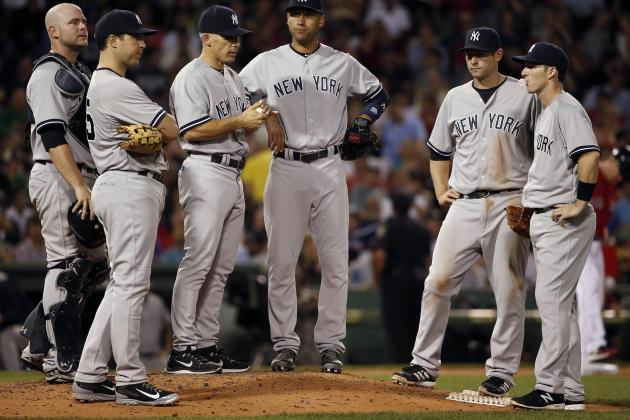 3 Players the New York Yankees Must Let Go This Offseason
